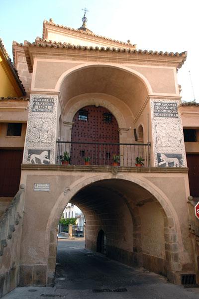 Puerta de Trujillo. Plasencia