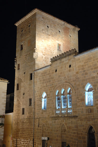 Iglesia de San Nicolás. Plasencia