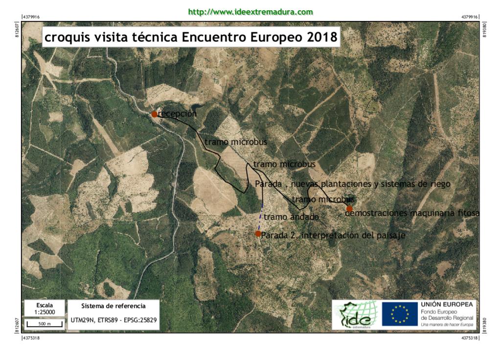 croquis_visita_encuentro_europeo